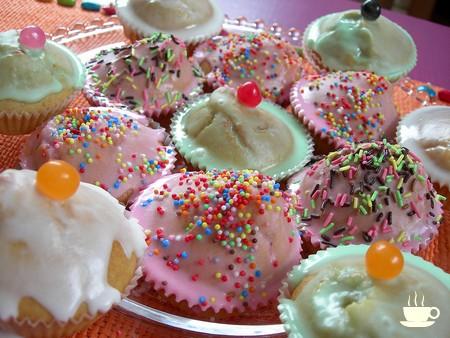 La prochaine fois, soyons fous, je tente la recette traditionnelle de  cupcake, trouvée chez Anne / Papilles\u0026Pupilles\u2026