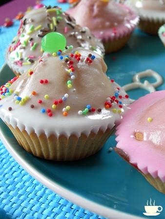 Recettes gouter anniversaire - Decoration cupcake anniversaire ...
