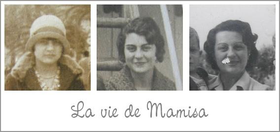 La vie de Mamisa - souvenirs de 1913 à 2008