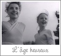 L'âge heureux - 1965