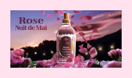 L'Occitane - Rose Nuit de Mai
