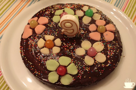 Connu Idee gateau anniversaire 9 ans – Home baking for you blog photo WB91