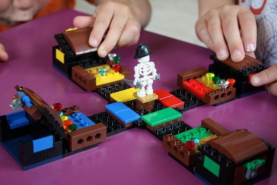 Pirate Code, Lego