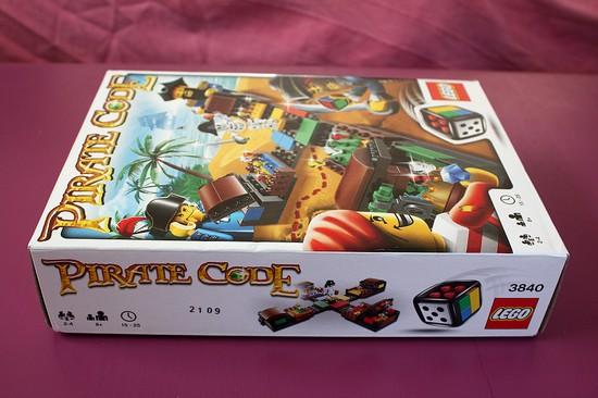Pirate Code, le nouveau jeu Lego - sortie janvier 2010
