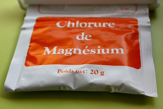 chlorure de magnesium