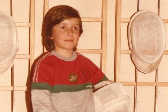eh oui, c'est moi... en 1987 !