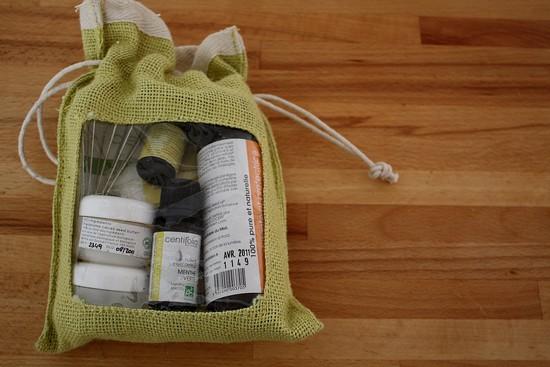 kit baume à lèvres centifolia
