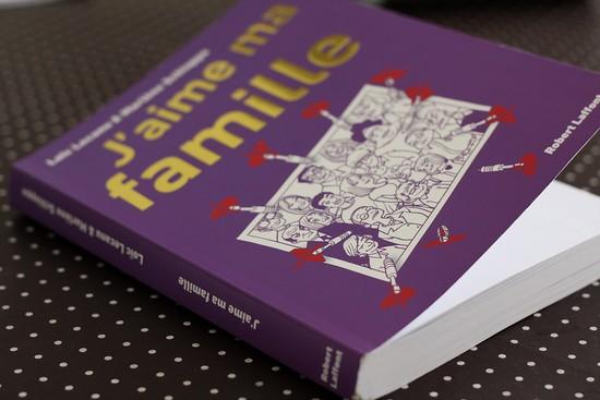 livre J'aime ma Famille - Loïc Lecanu & Marlène Schiappa