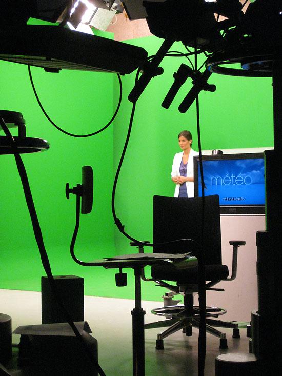 studios france télévision - météo