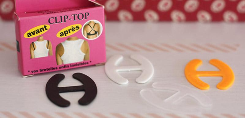 j 39 ai test les clip top pour maintenir les bretelles de soutien gorge merci pour le chocolat. Black Bedroom Furniture Sets. Home Design Ideas