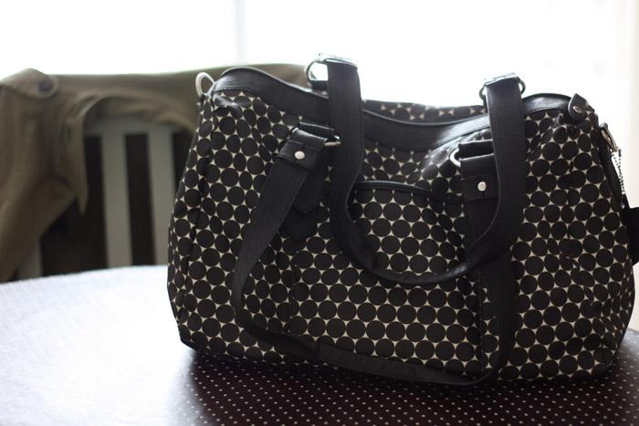 Mon sac à langer de working girl   Ella Dot BABYMEL   Merci pour le ... e65a056d901