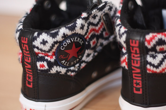 converse all star pour fille