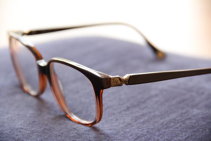 0bb17d49066df7 Clair et net - mes nouvelles lunettes Zadig   Voltaire   Merci pour ...