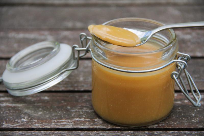 Salidou / crème de caramel au beurre salé (pour la recette, cliquez sur l'image)
