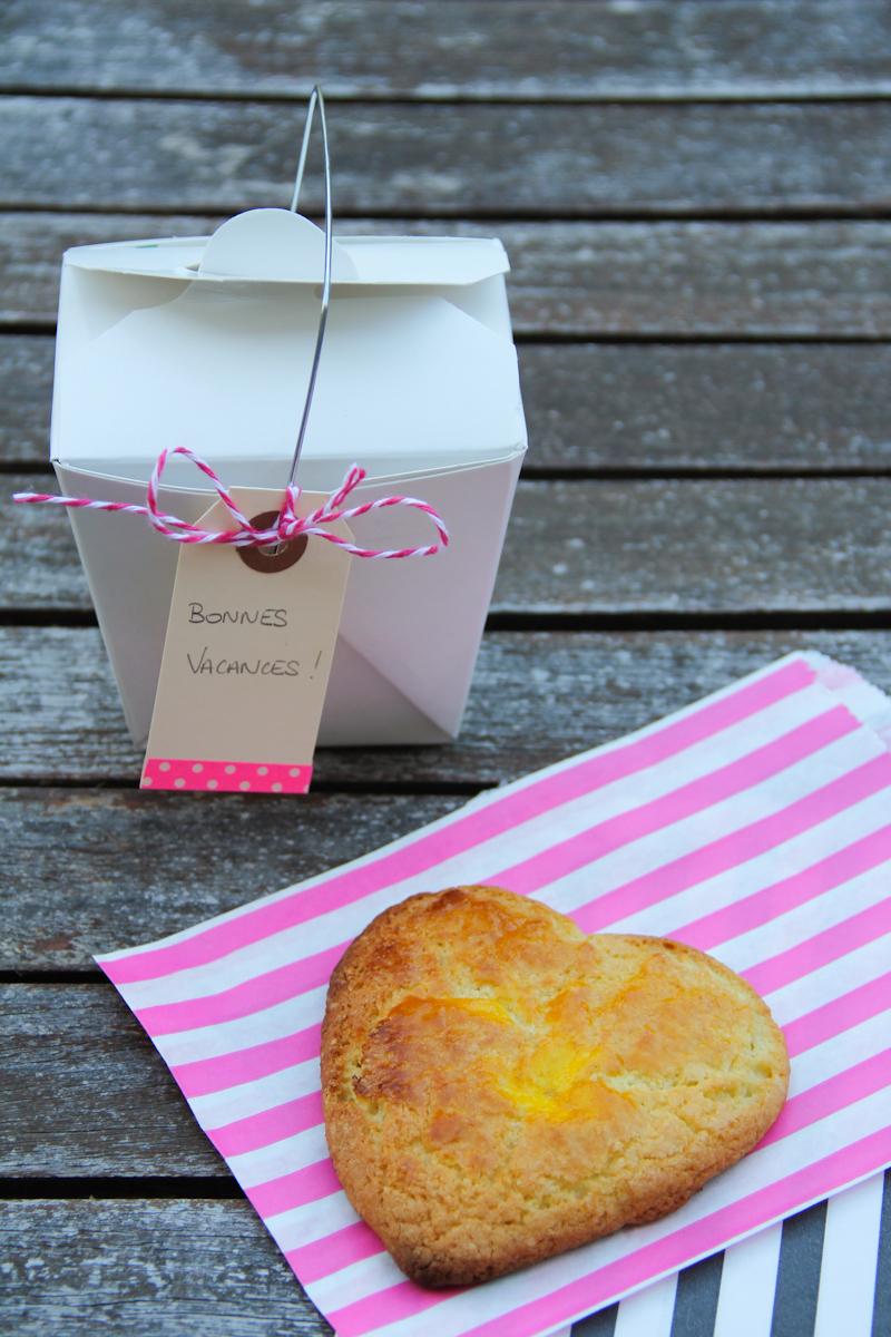 Sablés bretons délicieux (pour la recette, cliquez sur l'image)