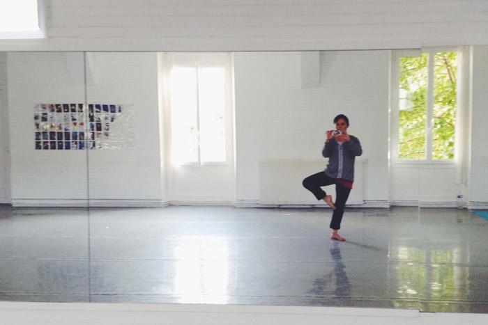 juin répétition danse