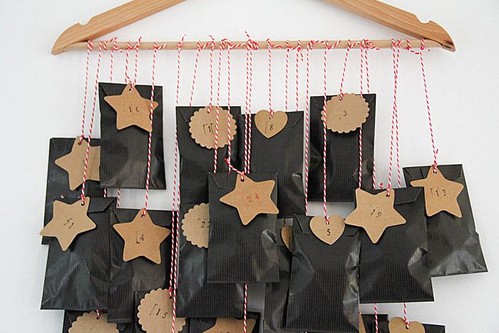 un calendrier de l 39 avent de grands fait maison merci pour le chocolat. Black Bedroom Furniture Sets. Home Design Ideas