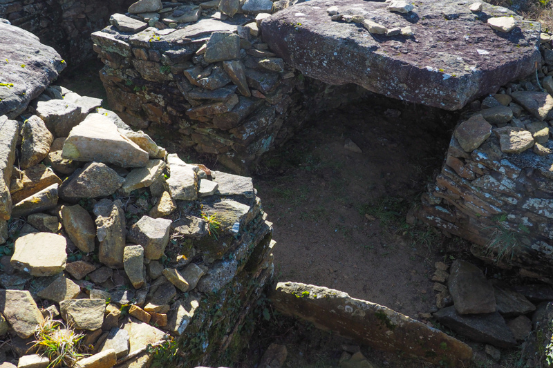 site mégalithique de Larcuste - Colpo