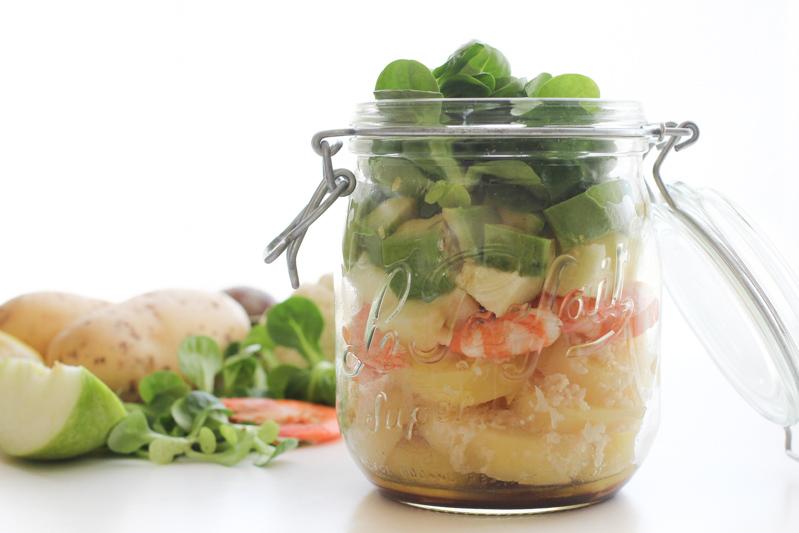 salade bretonne in a jar (pour la recette, cliquez sur l'image)