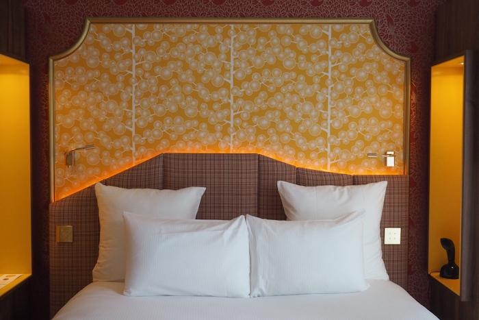 l idol h tel paris merci pour le chocolat. Black Bedroom Furniture Sets. Home Design Ideas