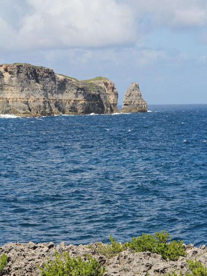 Guadeloupe - Grande Terre - Porte d'enfer