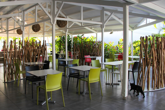 Guadeloupe - Grande Terre - hôtel Bwa Chik