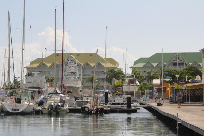 Guadeloupe - Grande Terre - Saint François