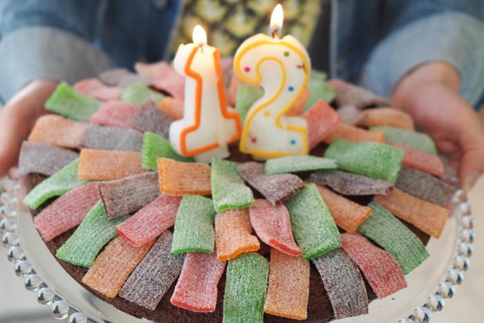 12 ans ♥ - anniversaire titou | merci pour le chocolat !