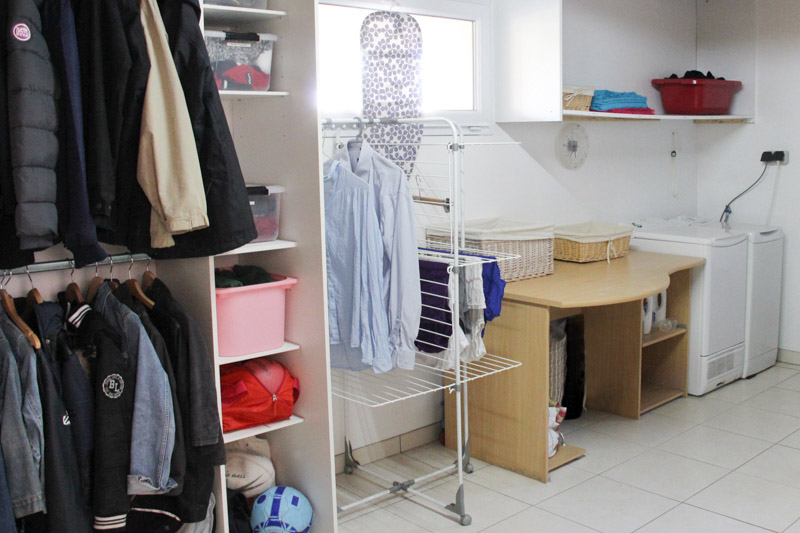 Amenager Un Petit Garage En Chambre : Amenagement petit garage latest jardin