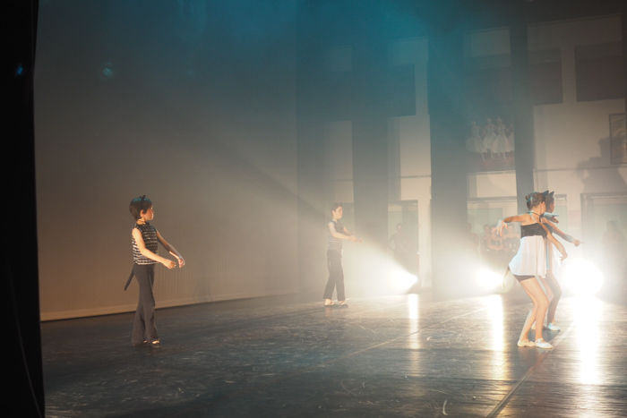 spectacle de danse les porte-bonheur