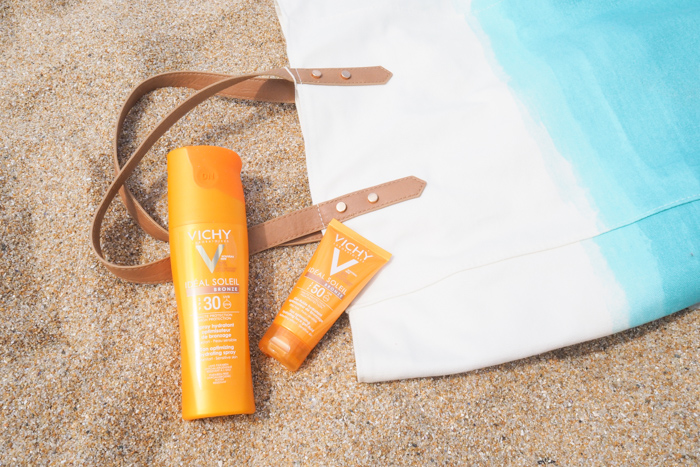 protection solaire VICHY BRONZE