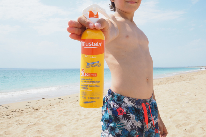 protection solaire MUSTELA