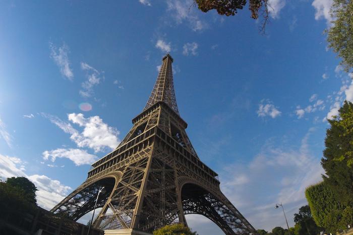 GoPro Tour Eiffel