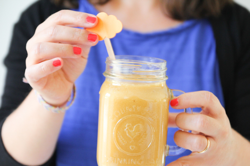 recette smoothie d'automne potiron banane poire (via wonderfulbreizh.fr)