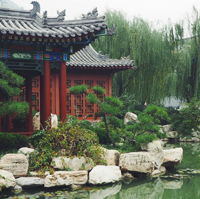 voyage en Chine 2015