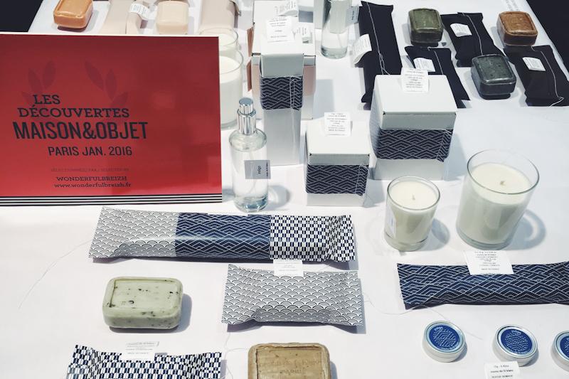 coup de coeur jury découvertes fragrances Maison&Objet 2016