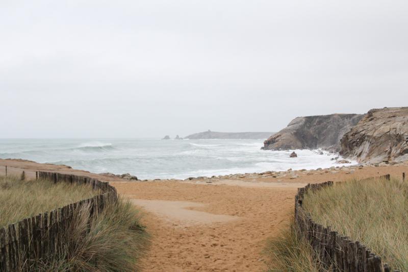 Côte Sauvage de Quiberon en hiver (via wonderfulbreizh.fr) - Bretagne, France
