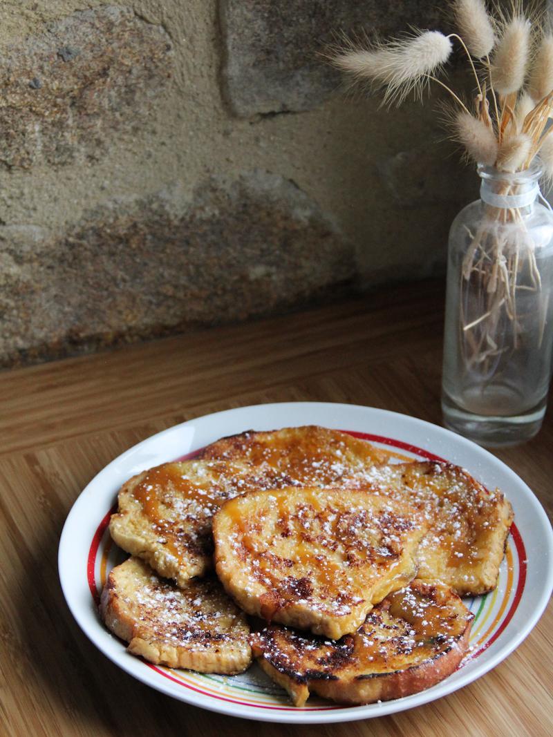 recette pain perdu caramel beurre salé (via wonderfulbreizh.fr)