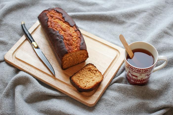 recette pain d'épices au Companion Moulinex