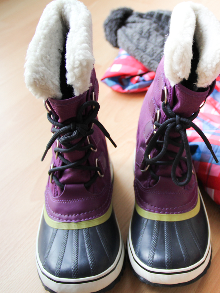 boots après-ski SOREL