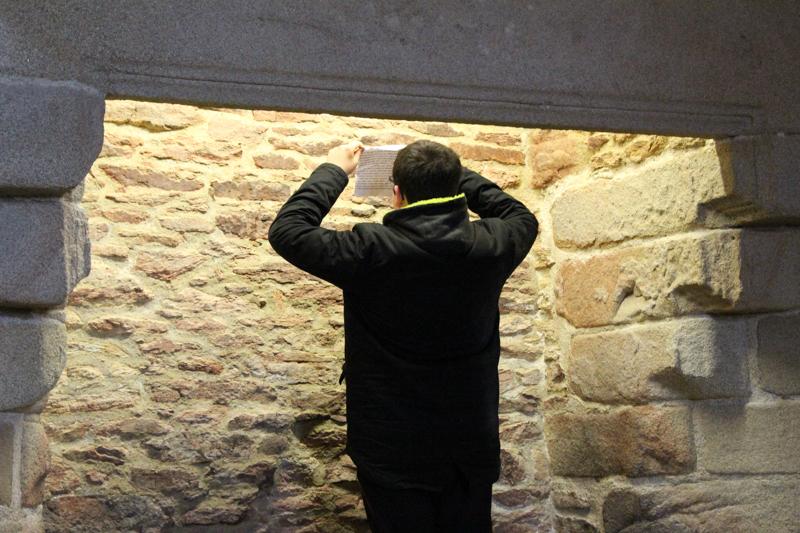 Spectacle Mouvemen'T Château de Suscinio (via wonderfulbreizh.fr)
