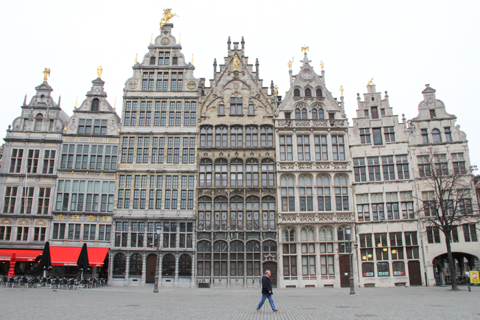 grand place Anvers Antwerp