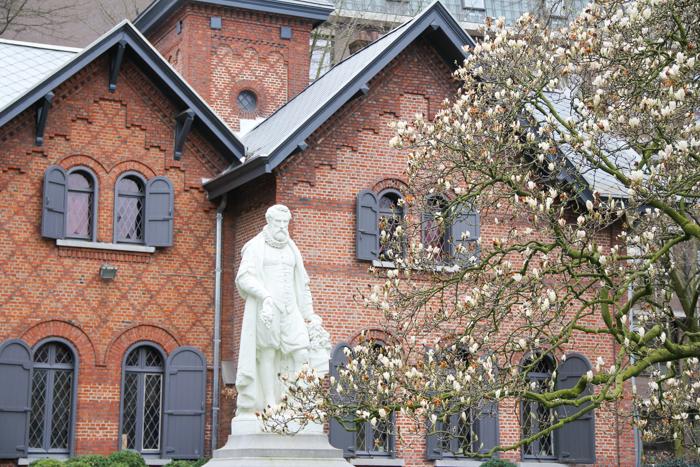 jardin botanique Anvers Antwerp