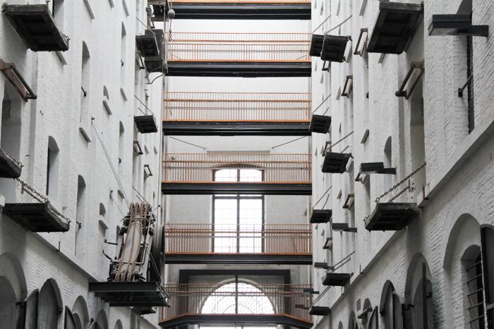 Passage Felix Pakhuis Anvers Antwerp