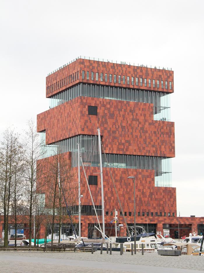 Le MAS Anvers Antwerp