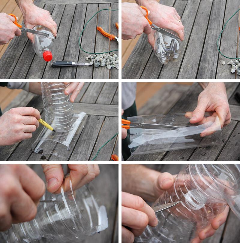 DIY - fabriquer un piège à frelons asiatiques sélectif (via wonderfulbreizh.fr)