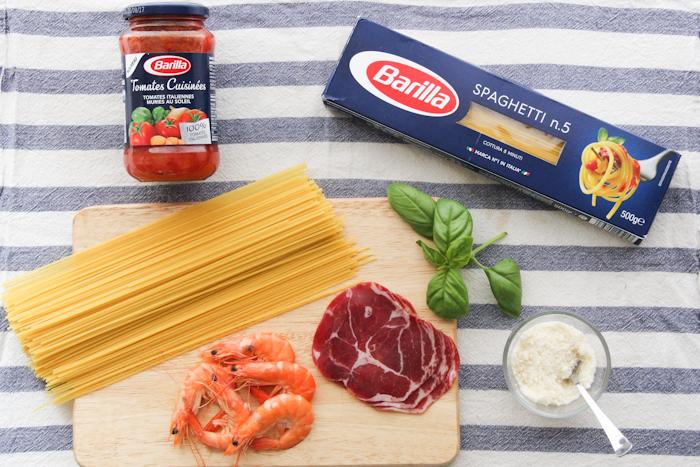 recette barilla spaghetti 01