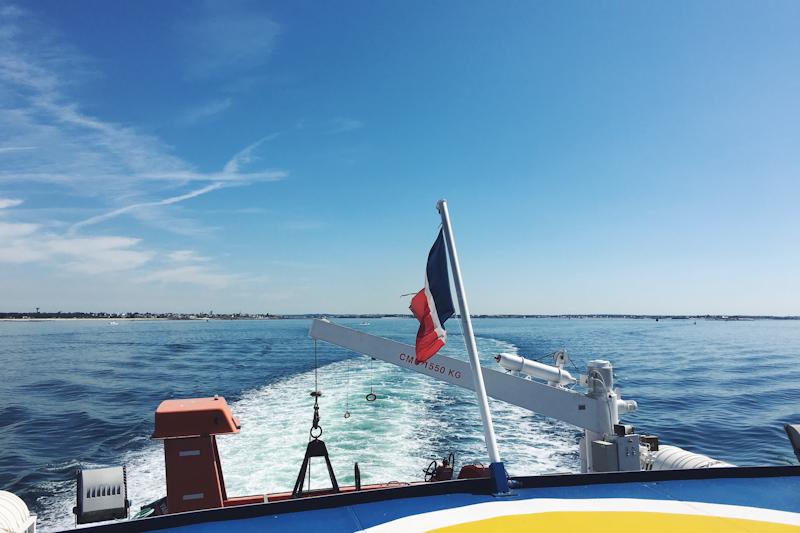 Départ pour l'île de Groix (via wonderfulbreizh.fr)