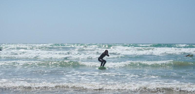 16 ans - surfer girl