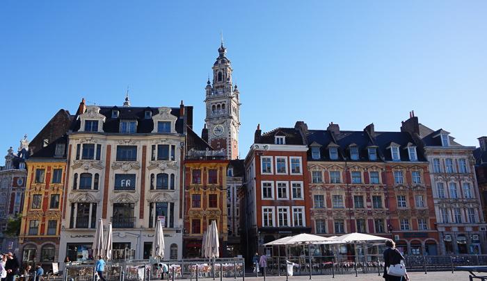City guide Lille pour Ouigo